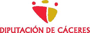 DIPUTACION caceres_logo color